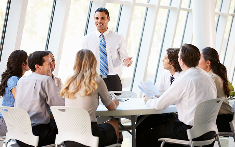 Leadership in Action - Arabic Training Course | Leadership & Management Training Course